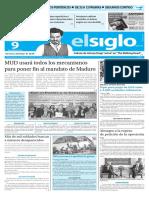 Edición Impresa Elsiglo Domingo 09-03-2016