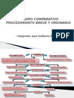 Cuadro Comparativo Procedimiento Breve y Odinario Angulo
