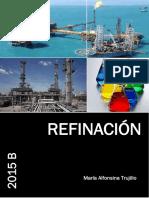 Productos de la refinacion para la industria petroquimica