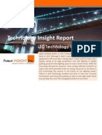 Gridlogics Technology Insight Report- LEDs in Lighting