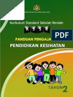 Panduan Pengajaran Pend Kesihatan Thn 2