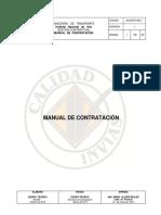 Manual de Contratacion 2015
