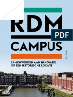 Brochure RDM Campus