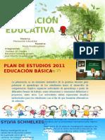 Planeación Educativa 1