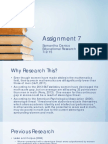 assignment 7 fixed presentation educational research