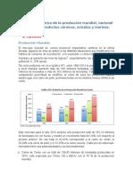 Impacto Económico de La Producción Mundial