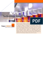 Gridlogics Technology Insight Report - Touch Technology