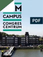 Brochure RDM Campus Congrescentrum