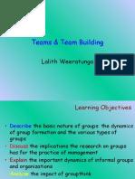 Teams Team Building
