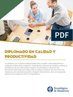 Diplomado Calidad y Productividad