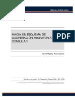 Rivera Zanca; Karina M - Esquema Cooperacion Migratoria (PDF)