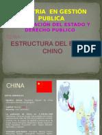 Trabajo Grupal Estructura de China