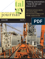 #10 Digital Energy Journal - Janruary 2008