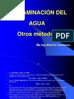 Agua Otros Metodos2014