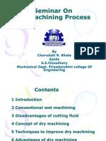 Dry Machining