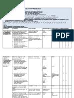 Plan d'Opérationnalisation de La mise en oeuvre des recommandations Epu 2015