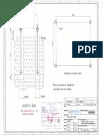 Tablon SS PCB Anchor Bolt Detail