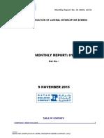 Lis 02 Monthly Report 4 Nov 2015 (Draft)