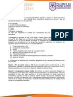 Reglamento de Titulacion FMA