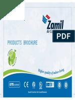 Zamil Product Brochure 2015