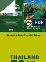 Thailand 50 Green Escpaes 2