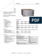Cellcraft Fuel Cell s Series Product Brochure