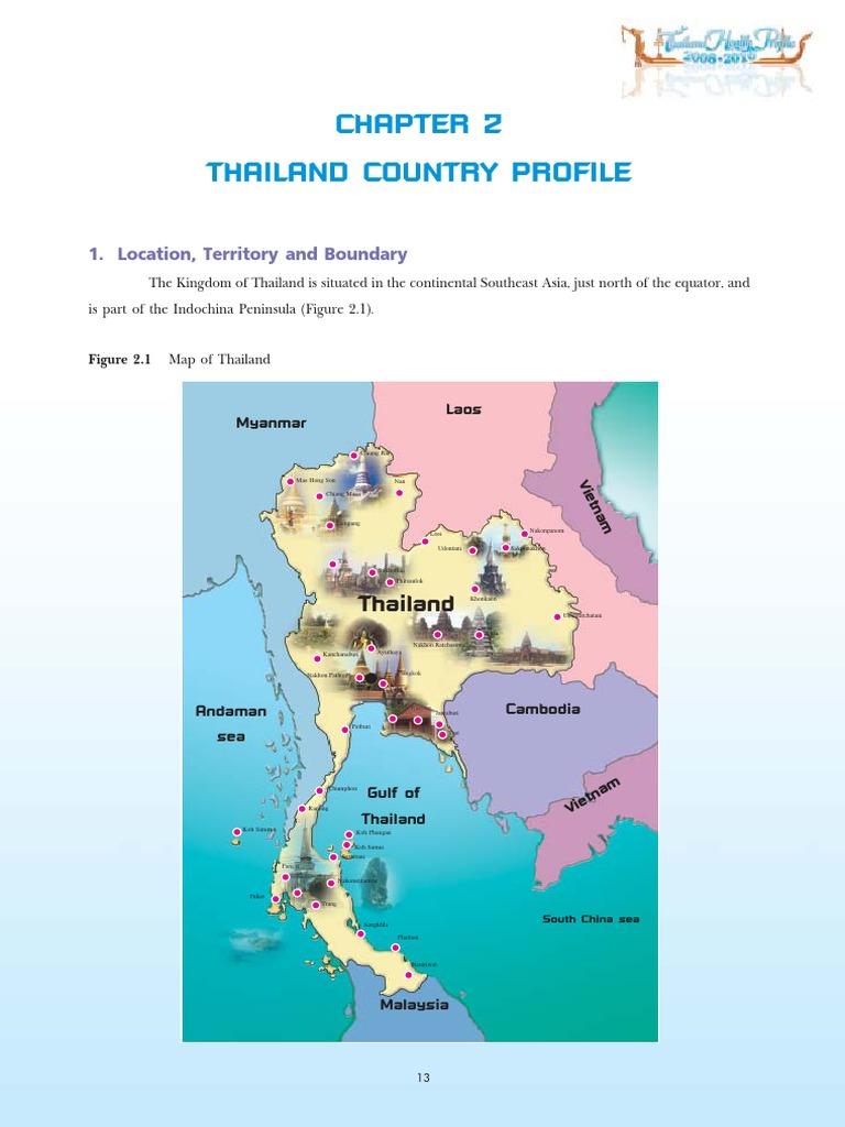 thailand country profile Access thailand's economy facts, statistics, project information, development research from experts and latest news thailand systematic country diagnostic.