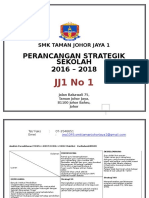 Perancangan Strategik Akademik