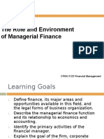 Chapter 1 Financial Management (1)