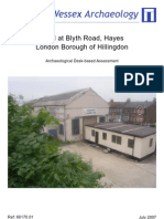 Blyth Road Hayes Hillingdon
