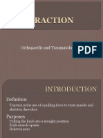 Traction in Orthopaedic