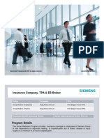 Siemens Group Medical Insurance Guideline 2015-16