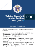 Session 7.1 - Walkthrough AP 9 First Quarter.1.ppt