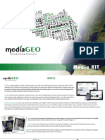 Media Kit mediaGEO ENG