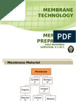 Membrane Preparation