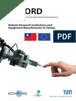 Catalogue Taiwan Robot