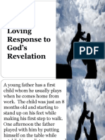 Faith Our Loving Response to God_s Revelation