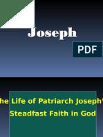 Joseph and Patriarchs