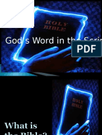 THE BIBLE (1)
