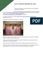 Excelente negocio acerca reformas integrales de casas Valladolid