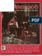 ICE2600-MERP-Northern Mirkwood-The Wood Elves Realm-1st Cover