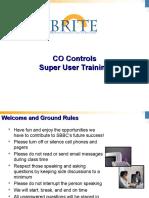 CO Controls
