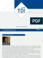 TDI Infrastructure