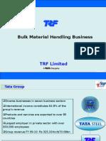 TRF Bulk Mat Handling