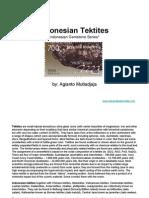 Indonesian Tektites