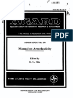 Manual of Aeroelasticity