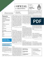 Boletín Oficial - 2016-01-12 - 2º Sección