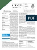 Boletín Oficial - 2016-01-19 - 2º Sección