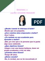 ENTREVISTAS DE ROSALI9NDA