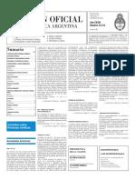 Boletín Oficial - 2016-02-10 - 2º Sección